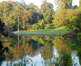 Royal Botanic Gardens Melbourne - Accommodation Rockhampton