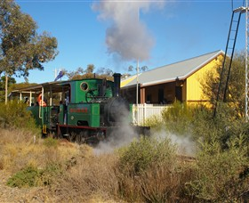 Red Cliffs Historical Steam Railway - Accommodation Rockhampton