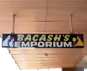 Bacash Emporium - Accommodation Rockhampton