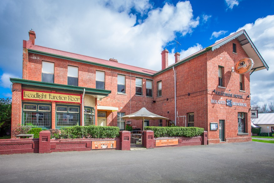 Holgate Brewhouse at Keatings Hotel - Accommodation Rockhampton