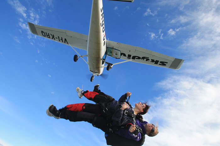 Australian Skydive - Accommodation Rockhampton
