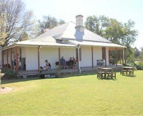 Byramine Homestead And Brewery - Accommodation Rockhampton