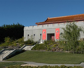 Gum San Chinese Heritage Centre - Accommodation Rockhampton