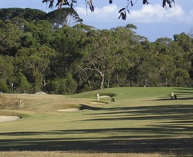 Mt Martha Golf Course - Accommodation Rockhampton