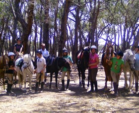 Bellarine Horse Riding Centre - Accommodation Rockhampton