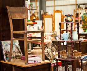 Bendigo Pottery Antiques and Collectables Centre - Accommodation Rockhampton