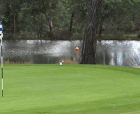 Hepburn Springs Golf Club - Accommodation Rockhampton