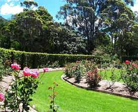 Wollongong Botanic Garden - Accommodation Rockhampton