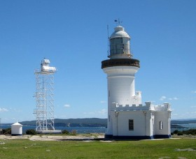 Point Perpendicular Lighthouse and Lookout - Accommodation Rockhampton