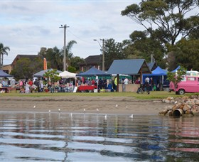 Greenwell Point Riverside Markets - Accommodation Rockhampton