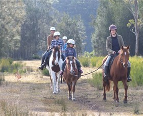 Horse Riding at Oaks Ranch and Country Club - Accommodation Rockhampton