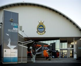 Fleet Air Arm Museum - Accommodation Rockhampton
