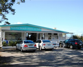 Hyams Beach Store and Cafe