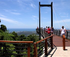 Sealy Lookout - Accommodation Rockhampton