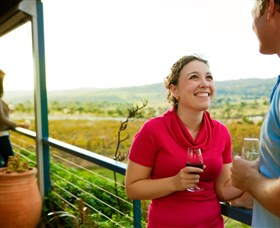 Lambert Vineyards Cellar Door - Accommodation Rockhampton