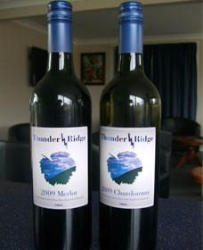 Thunder Ridge Wines - Accommodation Rockhampton
