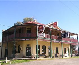 Coolac Hotel - Accommodation Rockhampton