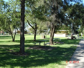 Inglewood Apex-Lions Park - Accommodation Rockhampton