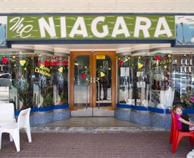 Niagra Cafe - Accommodation Rockhampton