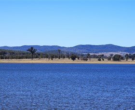 Coolmunda Dam - Accommodation Rockhampton