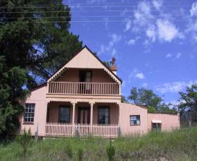 Trunkey Creek - Accommodation Rockhampton