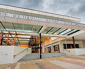 Gladstone Entertainment and Convention Centre - Accommodation Rockhampton