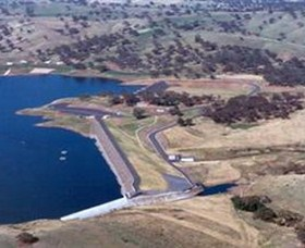 Chifley Dam - Accommodation Rockhampton