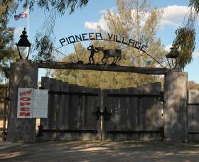 Inverell Pioneer Village - Accommodation Rockhampton
