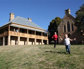 Hartley Historic Site - Accommodation Rockhampton