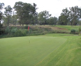 Muswellbrook Golf Club - Accommodation Rockhampton