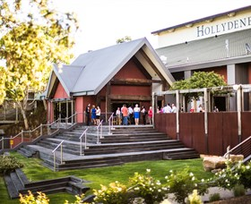 Hollydene Estate Wines and Vines Restaurant - Accommodation Rockhampton