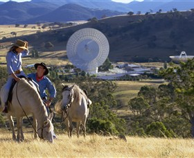 Canberra Deep Space Communication Complex - Accommodation Rockhampton