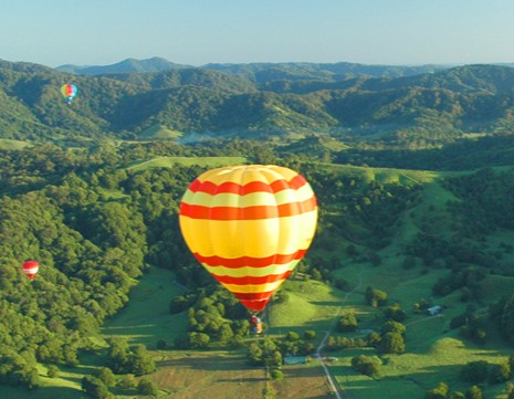 Byron Bay Ballooning - Accommodation Rockhampton