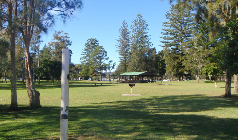 The Basin picnic area - Accommodation Rockhampton