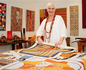 Bouddi Gallery - Contemporary Aboriginal Art - Accommodation Rockhampton