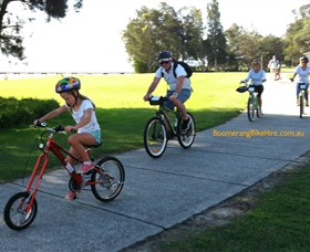 Boomerang Bikes Central Coast Bike Tours - Accommodation Rockhampton