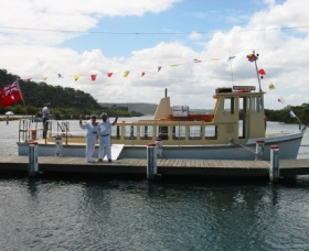 Central Coast Ferries - Accommodation Rockhampton