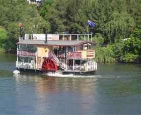 Hawkesbury Paddlewheeler - Accommodation Rockhampton