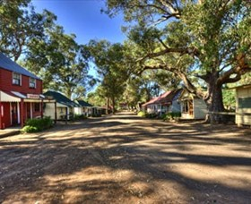 The Australiana Pioneer Village Ltd - Accommodation Rockhampton
