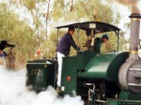 Cobdogla Irrigation And Steam Museum - Accommodation Rockhampton
