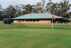 Echunga Golf Club Incorporated - Accommodation Rockhampton