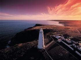 Cape Willoughby Lightstation - Cape Willoughby Conservation Park