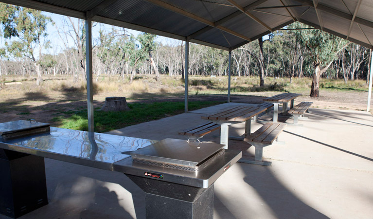 Yanga Woolshed picnic area - Accommodation Rockhampton