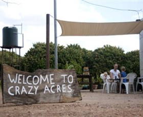 Crazy Acres - Accommodation Rockhampton