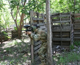 United Paintball - Accommodation Rockhampton