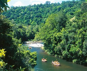 Tully Gorge National Park - Accommodation Rockhampton