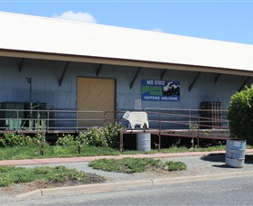 Mid-State Shearing Shed Museum - Accommodation Rockhampton