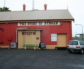 Nyngan Museum - Accommodation Rockhampton