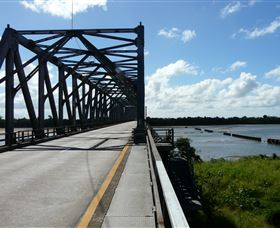 Burdekin River Bridge - Accommodation Rockhampton