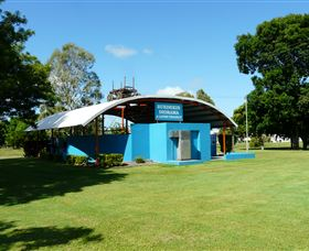Burdekin Diorama - Accommodation Rockhampton